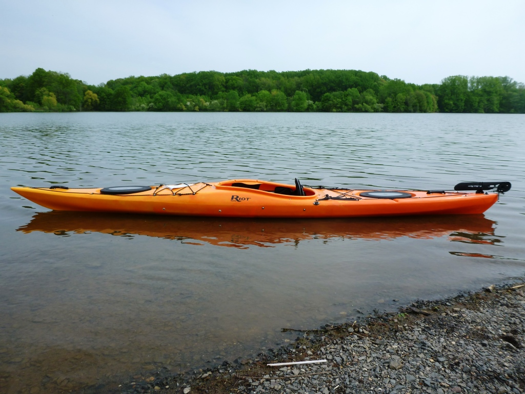Riot Edge 14.5 Kayak For Sale Pennsylvnia