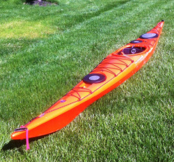 used Wilderness Sytems Tempest 165 for sale