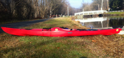 P&H Orca 16 Sea Kayak For Sale