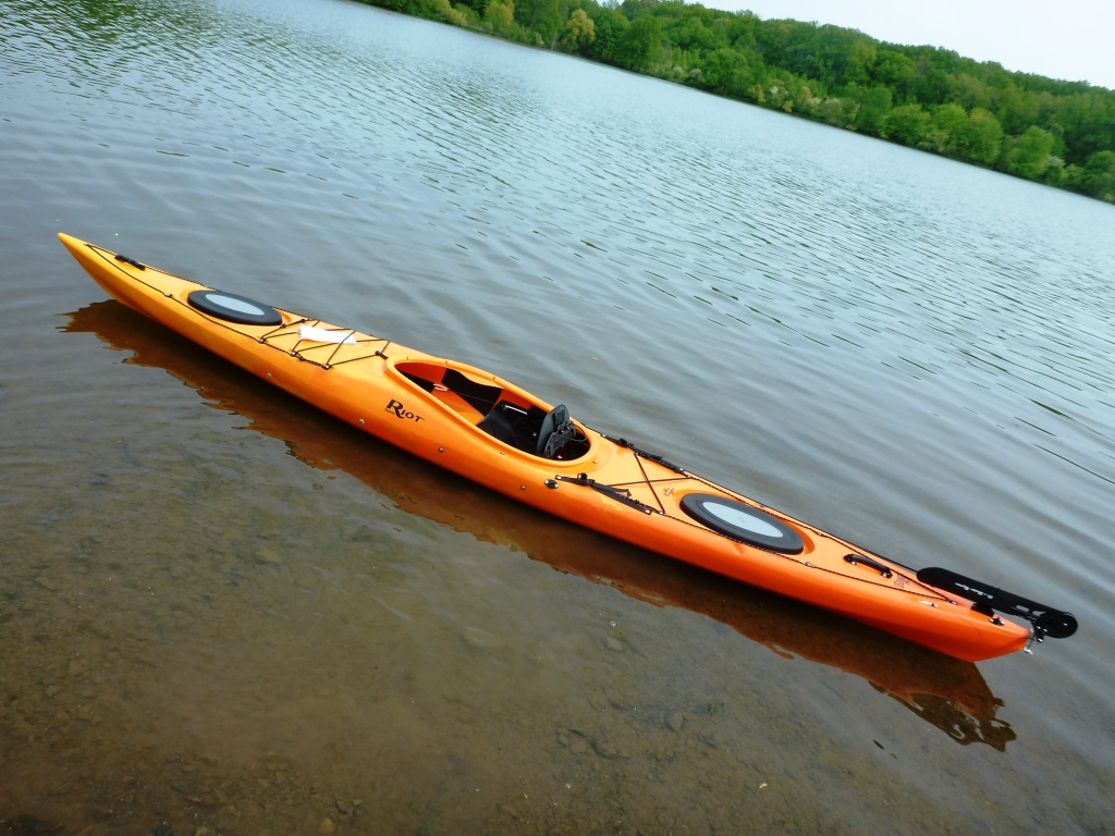 Riot Edge 14.5 Sea Kayak For Sale