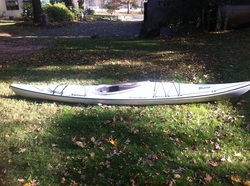used Current Designs Breeze Sea Kayak for sale