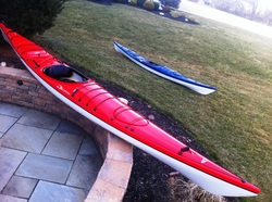 Delta 18.5 sea kayak for sale in Pennslvania