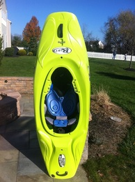 Riot Astro 58 Whitewater Kayak For Sale