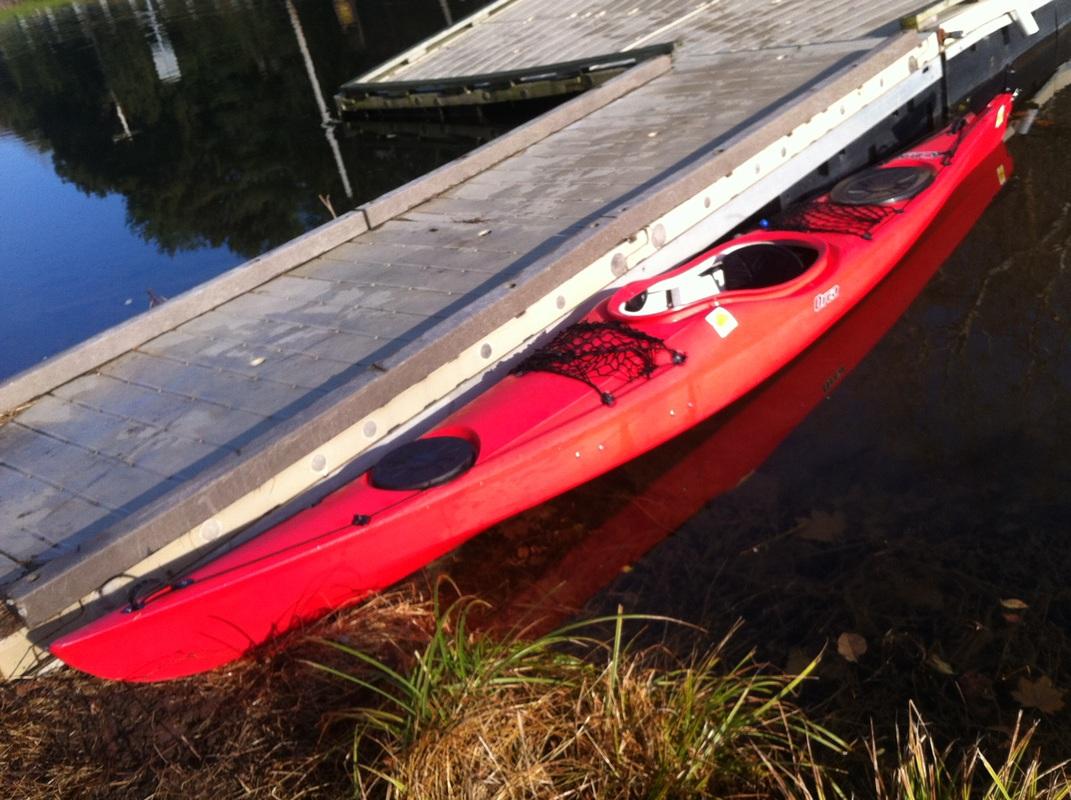 P&H Orca 16 For Sale, Rudder - AWESOME NEW AND USED KAYAKS
