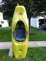 Liquid Logic CR 125 cr125 whitewater kayak for sale